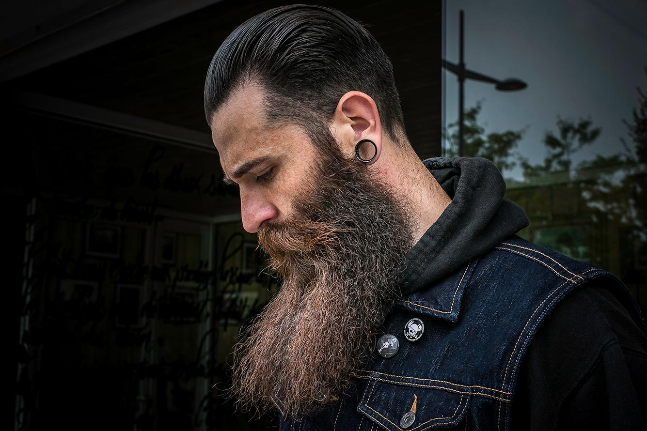 Produits pour la barbe, la moustache et le rasage en fabrication française