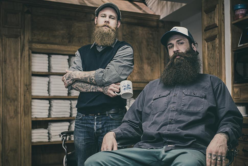 Lames & Tradition, accessoires pour la barbe et le rasage, peignes, shavettes